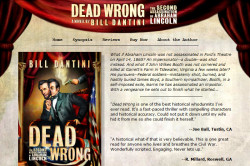 Dead Wrong Book Website